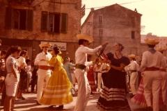 Festival 1981 - Sfilata Gruppo Portorico