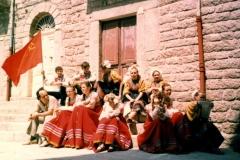 Festival 1983 Gruppo Russia