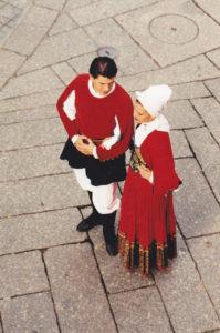 Costume Folk Tempio Pausania
