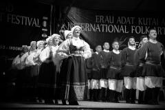 Il gruppo Folk in Indonesia