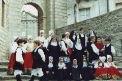 1998 -  Gruppo dei Bambini, Tempio