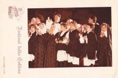 1979 Italia - Festival di Cori
