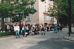 1993 Polonia - Zielona Gora sfilata