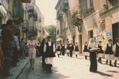 1984 - Processione Tempio