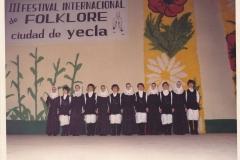 1982 Spagna - Yecla