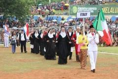 2014 Indonesia - Tenggarongg Inaugurazione Festival