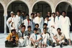 1987 Tunisia - Moschea di Kairouan