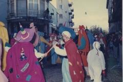 Carnevale Gruppo Folk le befane